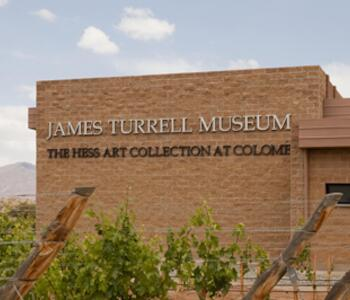 MJT | Museo James Turrell (Bodega Colomé)