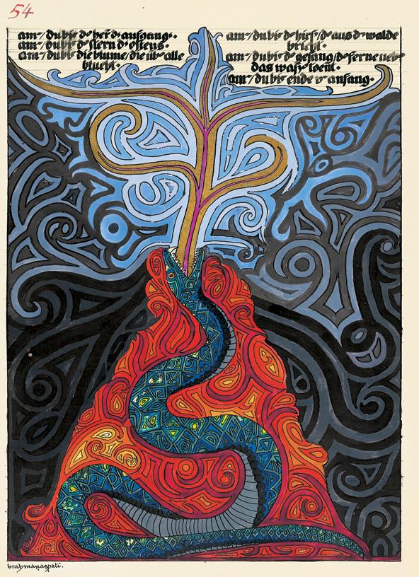 El libro rojo de Carl G. Jung - Arte-Online