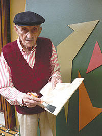 RAUL LOZZA / 133 Abril 2006 / Periódico / Arte-online