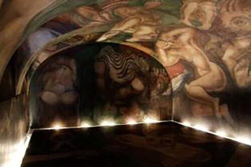 Conferencia el mural de siqueiros en la argentina for El mural de siqueiros