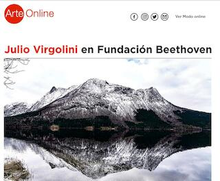 Julio Virgolini en Fund Beethoven
