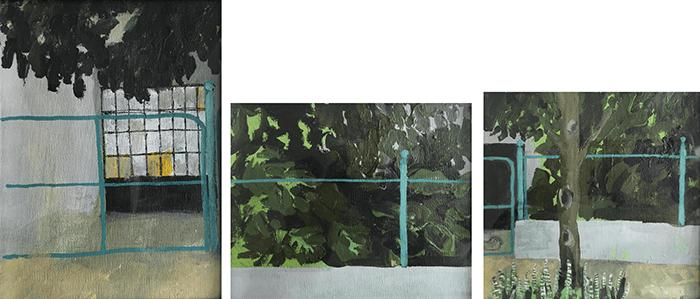 Programa Mi primera obra: artista Lucia Harari - Granada Galería